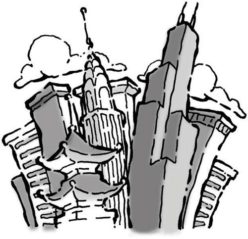 City_Cartooning